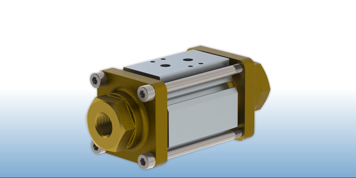 cx-tec CXF 2/2 Way Valves