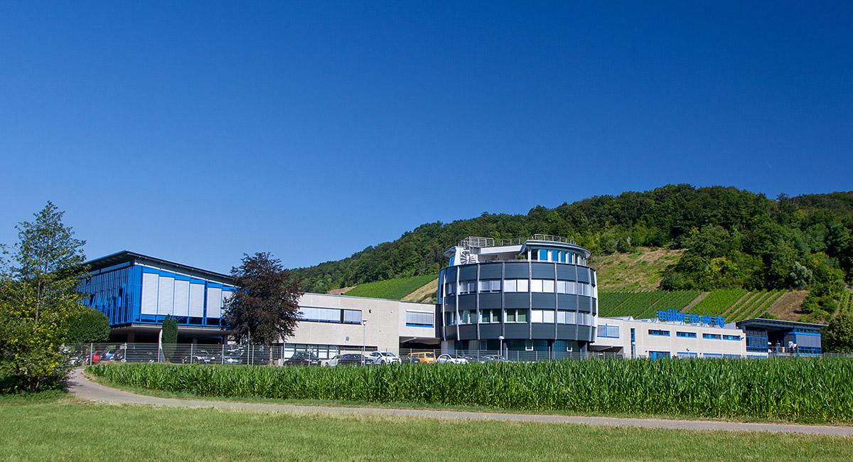Die müller co-ax ag mit Sitz in Forchtenberg setzt seit Jahrzehnten Maßstäbe in der Entwicklung von coaxial Ventilen.