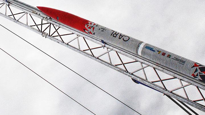 müller coax unterstützt Space Team Aachen