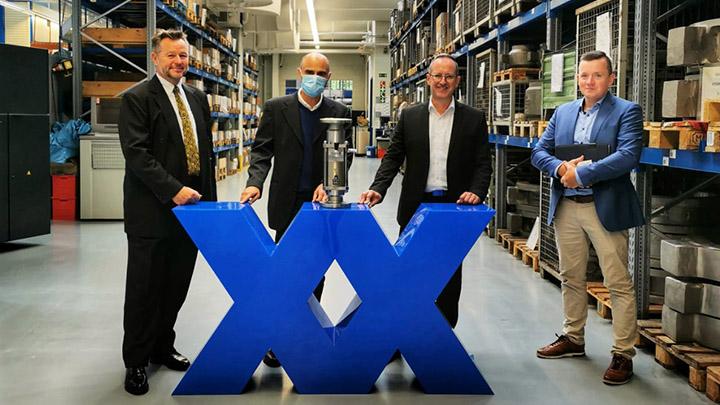 coax® Ventiltechnik in mobilen Sauerstofferzeugungsanlagen