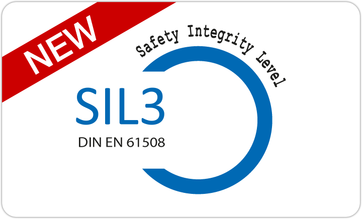 SIL3 Safety Integrity Level DIN EN 61508